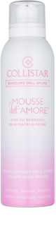 Collistar Benessere Dell'Amore mousse corporal