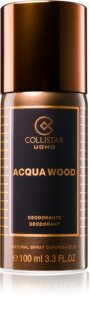 Collistar Acqua Wood desodorante en spray para hombre 100 ml