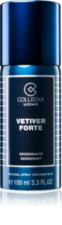Collistar Vetiver Forte deospray za muškarce