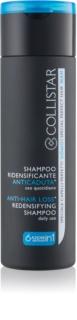 Collistar Man зміцнюючий шампунь проти випадіння волосся для чоловіків