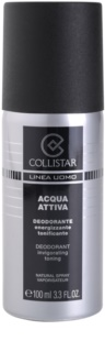 Collistar Acqua Attiva desodorante en spray para hombre 100 ml