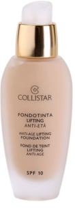 Collistar Foundation Anti-Age Lifting puder s lifting učinkom SPF 10