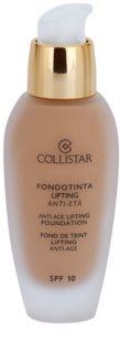 Collistar Foundation Anti-Age Lifting Make up mit Liftingeffekt SPF 10