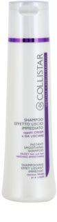 Collistar Instant Smoothing Line Filler Effect šampon pro uhlazení poletujících a krepatých vlasů
