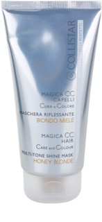 Collistar Magica CC masque colorant nourrissant pour tous types de blonds
