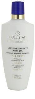 Collistar Special Anti-Age mlijeko za čišćenje za zrelu kožu lica