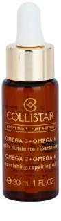 Collistar Pure Actives essentielles Öl mit Omega 3 und 6 Komplex