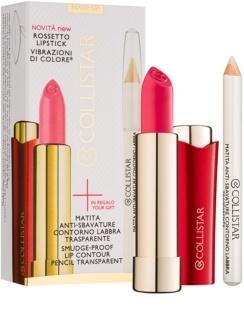 Collistar Rossetto Lipstick Cosmetica Set  III.