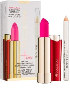 Collistar Rossetto Lipstick Cosmetica Set  IV.