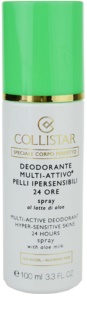 Collistar Special Perfect Body Deodorant Spray für empfindliche Oberhaut