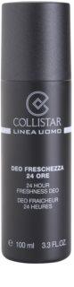 Collistar Man Deodorant Spray  met 24-Uurs Bescherming