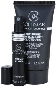 Collistar Man Daily Revitalizing Cream with Anti-Wrinkle Effect