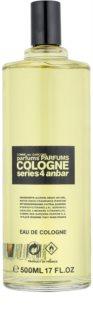 Comme Des Garcons Series 4 Cologne: Anbar Eau de Cologne unisex 500 ml