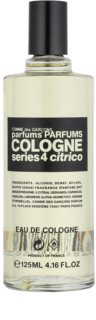Comme des Garçons Series 4 Cologne: Citrico Eau de Cologne unisex 125 ml