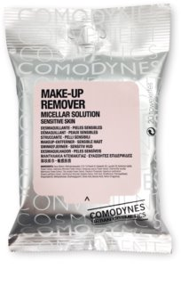 Comodynes Make-up Remover Micellar Solution lingettes démaquillantes pour peaux sensibles