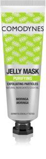 Comodynes Jelly Mask Exfoliating Particles mascarilla en gel para una limpieza perfecta