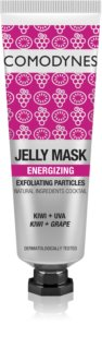 Comodynes Jelly Mask Exfoliating Particles Energetic Gesichtsmaske