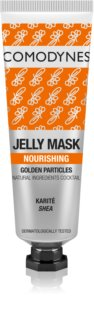 Comodynes Jelly Mask Golden Particles поживна гелева маска