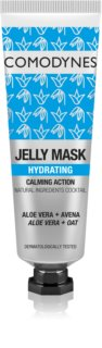 Comodynes Jelly Mask Calming Action Hydraterende Gelmasker