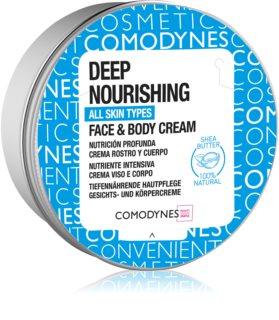 Comodynes Deep Nourishing интензивно подхранващ крем за лице и тяло
