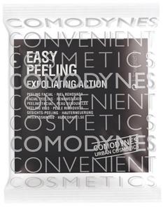 Comodynes Easy Peeling lingettes exfoliantes visage