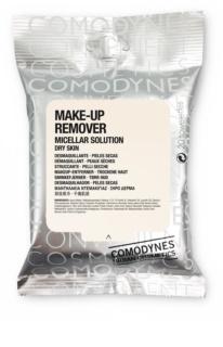 Comodynes Make-up Remover Micellar Solution sminklemosó kendő száraz bőrre
