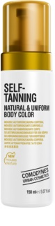 Comodynes Self-Tanning Self - Tanning Mousse For Body