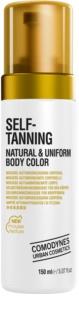 Comodynes Self-Tanning Zelfbruinende Schuim  voor het Lichaam