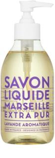 Compagnie de Provence Aromatic Lavender Marseille Liquid Soap