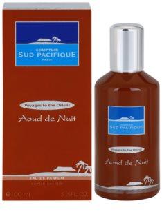 Comptoir Sud Pacifique Aoud De Nuit Eau de Parfum unisex 2 ml Sample