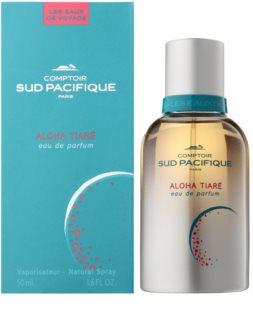 Comptoir Sud Pacifique Aloha Tiare eau de parfum pour femme 50 ml