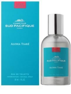 Comptoir Sud Pacifique Aloha Tiare Eau de Toilette für Damen 30 ml