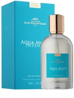 Comptoir Sud Pacifique Aqua Motu Intense eau de parfum mixte 100 ml