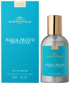 Comptoir Sud Pacifique Aqua Motu Intense парфумована вода унісекс 30 мл