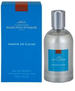 Comptoir Sud Pacifique Amour De Cacao Eau de Toilette voor Vrouwen  100 ml