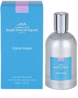 Comptoir Sud Pacifique Coco Figue Eau de Toilette for Women 100 ml