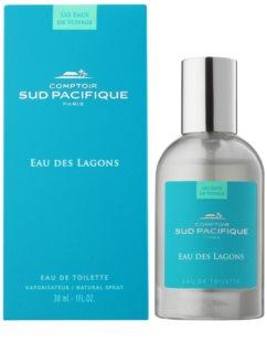 Comptoir Sud Pacifique Eau Des Lagons eau de toilette pour femme 30 ml