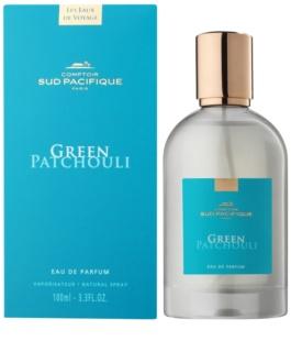 Comptoir Sud Pacifique Green Patchouli Eau de Parfum Unisex 100 ml