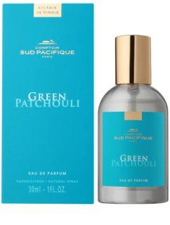 Comptoir Sud Pacifique Green Patchouli woda perfumowana unisex 30 ml