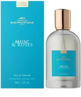 Comptoir Sud Pacifique Musc & Roses Eau de Parfum für Damen 30 ml