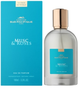 Comptoir Sud Pacifique Musc & Roses Eau de Parfum for Women 2 ml Sample