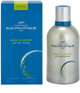 Comptoir Sud Pacifique Mage D´Orient eau de toilette sample for Men 2 ml