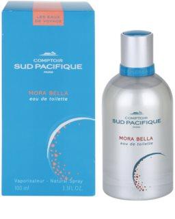 Comptoir Sud Pacifique Mora Bella Eau de Toilette voor Vrouwen  100 ml