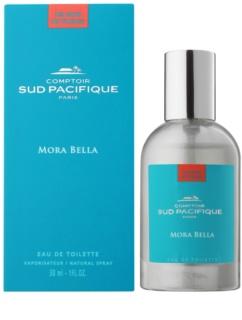 Comptoir sud pacifique mora bella eau de toilette pour femme 30 ml - Le comptoir du mirabilis ...