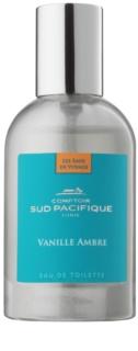 Comptoir Sud Pacifique Vanille Ambre Eau de Toilette voor Vrouwen  30 ml