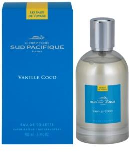 Comptoir Sud Pacifique Vanille Coco Eau de Toilette voor Vrouwen  100 ml