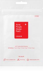 Cosrx Acne Pimple Master  adesivo de limpeza para pele problemática, acne