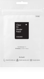 Cosrx Clear Fit Master Cleaning Patch for Problematic Skin