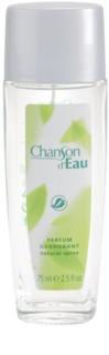 Coty Chanson d'Eau Deo mit Zerstäuber für Damen 75 ml