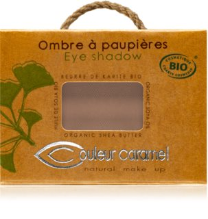 Couleur Caramel Eye Shadow mineralne cienie do powiek
